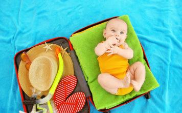 Baby disaster kit